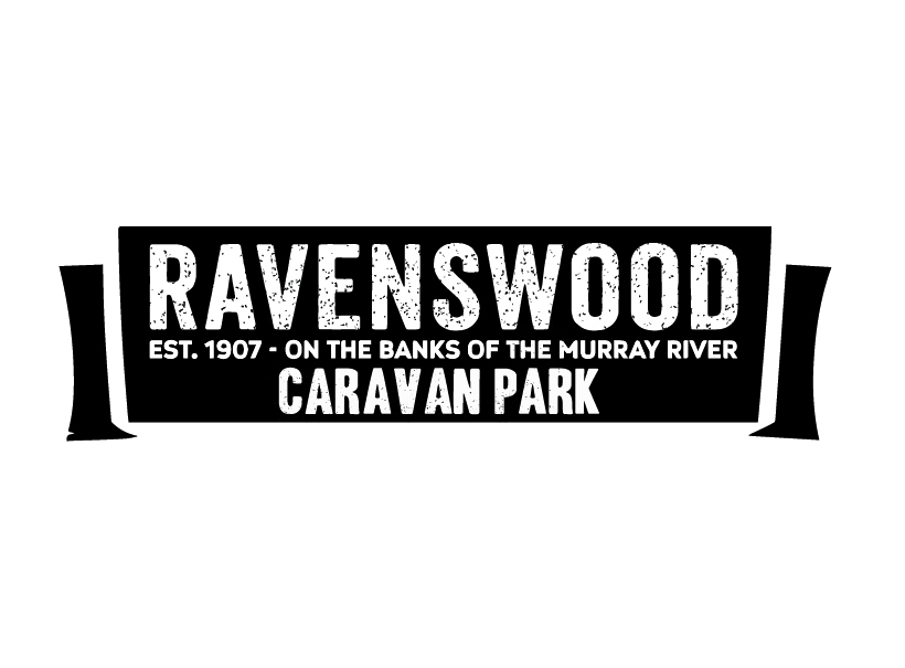 Ravenswood Caravan Park Final Logo